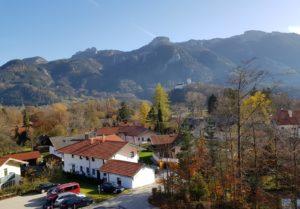 Klinik Sonnenbichl Herbst